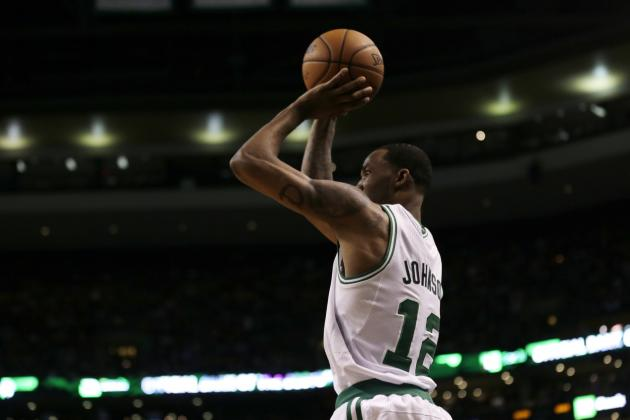 Could Chris Johnson Win a Boston Celtics Starting Spot Next Season?