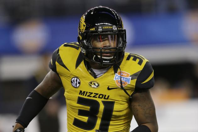 How CB E.J. Gaines Fits with the St. Louis Rams