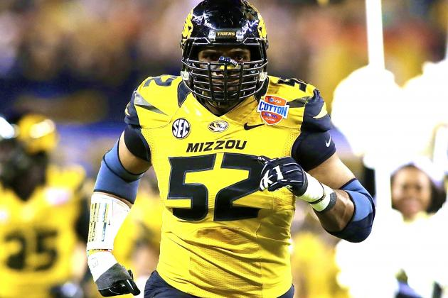 Michael Sam Selected by St. Louis Rams in 7th Round of 2014 NFL Draft