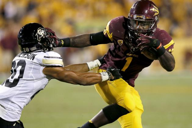 How Marion Grice Fits with the San Diego Chargers