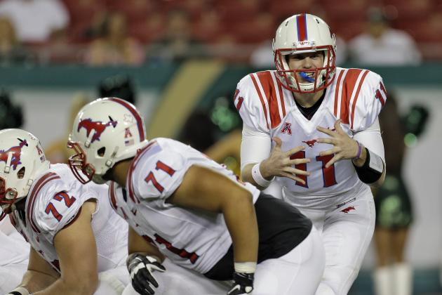 How QB Garrett Gilbert Fits with the St. Louis Rams