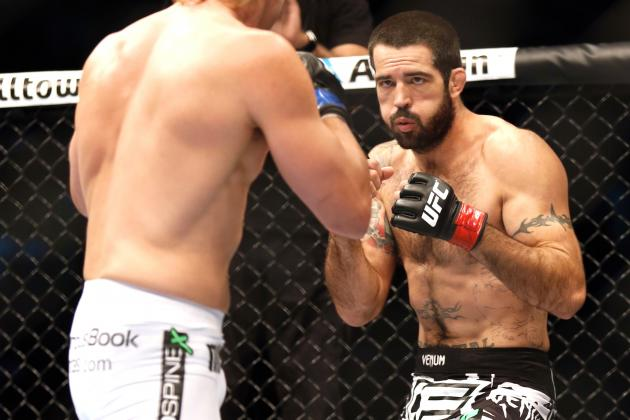 UFC Fight Night 40 Live Results, Play by Play and Main Card Highlights
