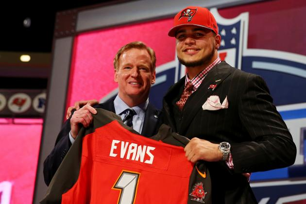 2014 NFL Draft Grades: Full Results Listings and Final Team Marks