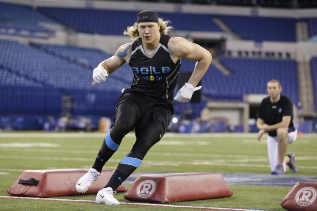 2014 NFL Draft Profile: Tyler Starr