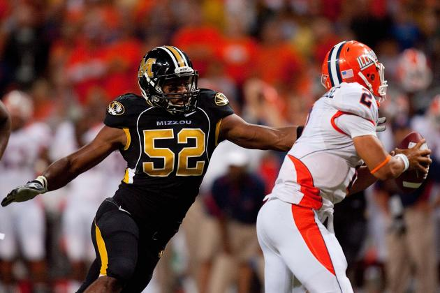 How DE Michael Sam Fits with the St. Louis Rams
