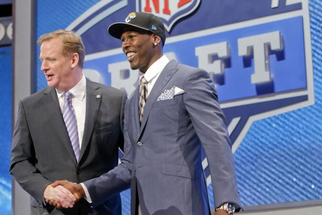 2014 NFL Draft Grades: Team-by-Team Results and Letter Marks After Day 3