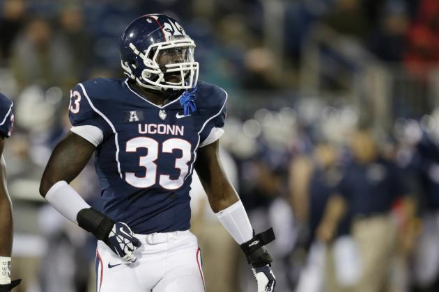 How LB Yawin Smallwood Fits with the Atlanta Falcons