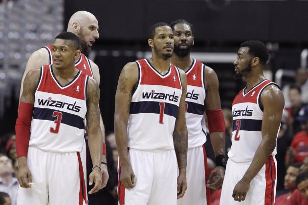 Pacers Hold Wizards to 4th-Lowest Playoff Scoring Total in Shot-Clock Era