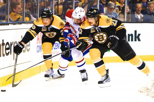 Montreal Canadiens vs. Boston Bruins Game 5: Live Score and Highlights