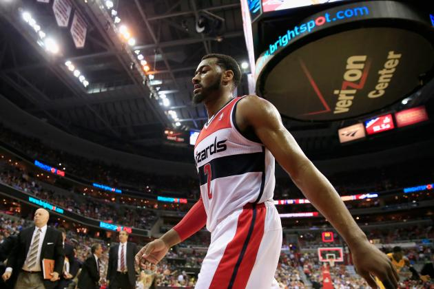 John Wall Blames Poor Shooting in Game 3 Loss to Pacers on Scratched Eyeball