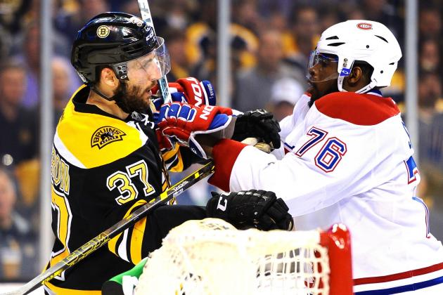 Boston Bruins Have Montreal Canadiens Figured Out with Series Victory in Reach