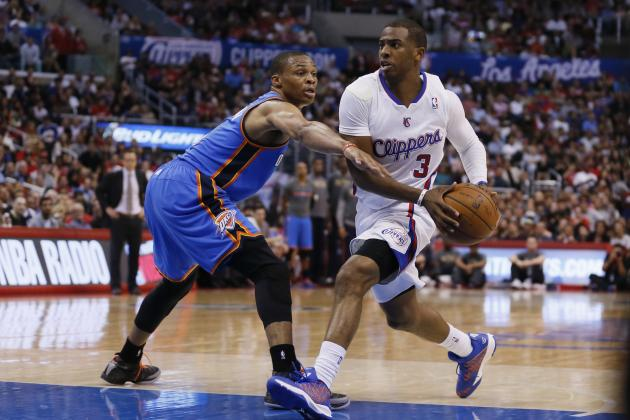 Oklahoma City Thunder Quietly Winning with Defense in 2014 Playoffs