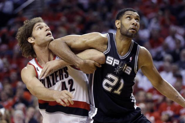 Spurs vs. Blazers: Game 3 Score and Twitter Reaction from 2014 NBA Playoffs