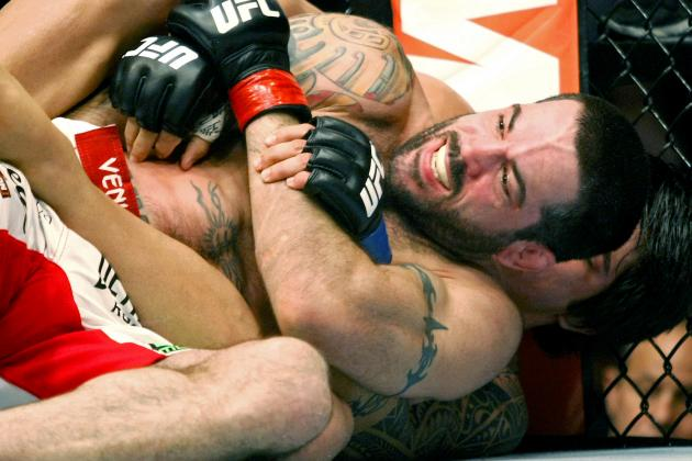 UFC Fight Night 40 Results: Recapping the Fight Night Bonuses