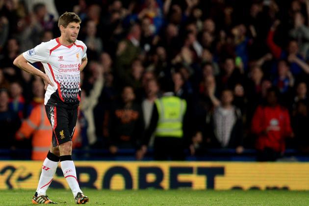 Manchester United Fans Troll Steven Gerrard on Championship Sunday