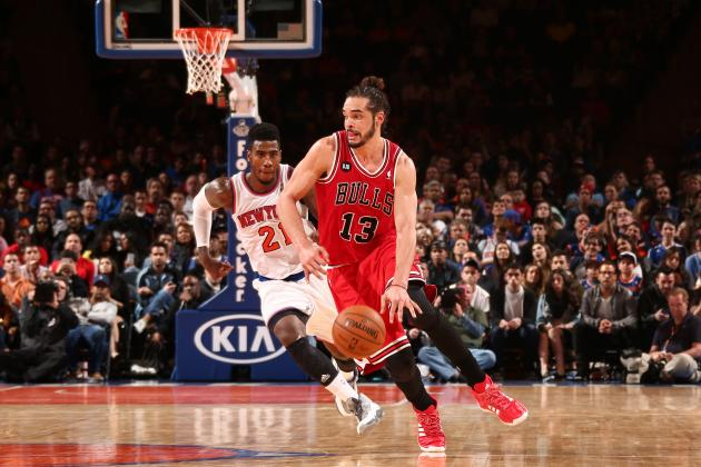 How Much of Joakim Noah's New Passing Game Will Survive Derrick Rose's Return?