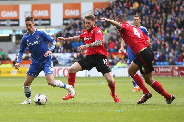 Cardiff City vs. Chelsea: Premier League Live Score, Highlights, Report