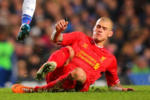 Watch: Skrtel's Own Goal