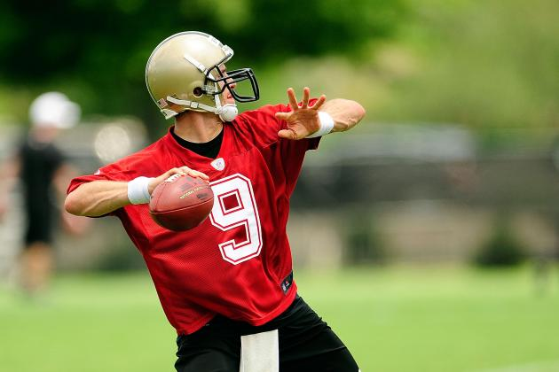 NFL OTA Rules 2014: Explaining Offseason's Workout and Contact Regulations