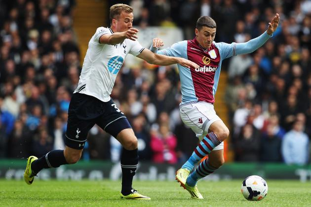 Tottenham Hotspur vs. Aston Villa: Premier League Live Score, Highlights, Report