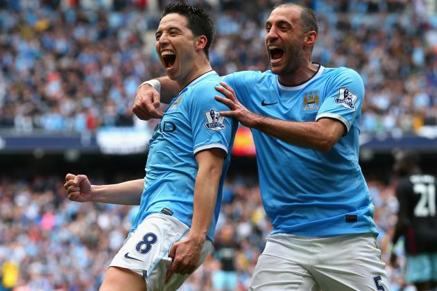 Manchester City vs. West Ham: Premier League Live Score, Highlights, Report