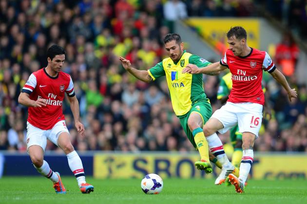 Norwich City vs. Arsenal: Premier League Live Score, Highlights, Report