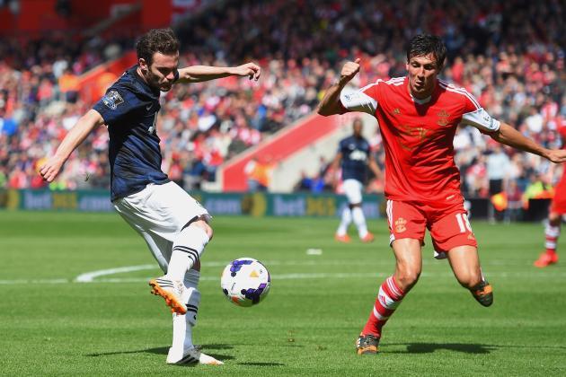 Southampton vs. Manchester United: Premier League Live Score, Highlights, Report