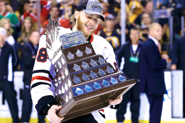 Breaking Down the Necessary Qualities of a Conn Smythe Winner