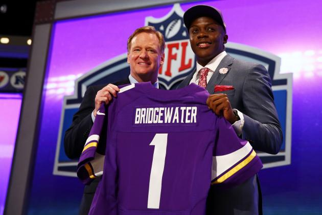 2014 NFL Draft Grades: Full Table of Scores and Results for All 32 Teams