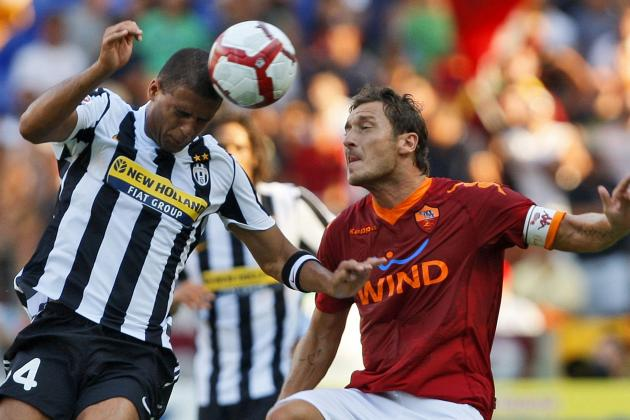 As Roma vs. Juventus: Live Player Ratings
