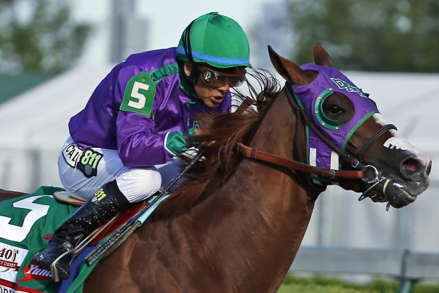 Preakness 2014: Post Time, TV Schedule, Post Positions Info