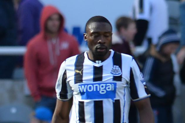 Ameobi Sent off in Likely Final Game