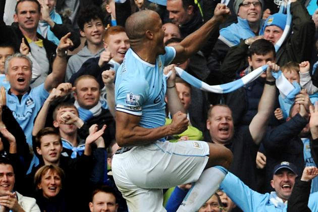 Manchester City vs. West Ham United: Live Player Ratings for Citizens & Hammers