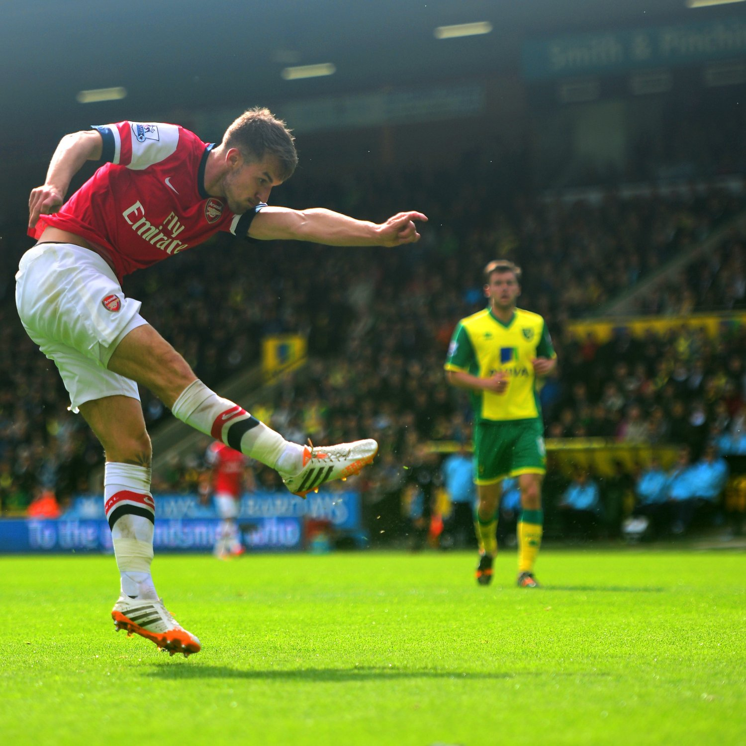 Premier League Six Things We Learned From The Weekend S: Norwich City Vs. Arsenal: 5 Things We Learned As Ramsey