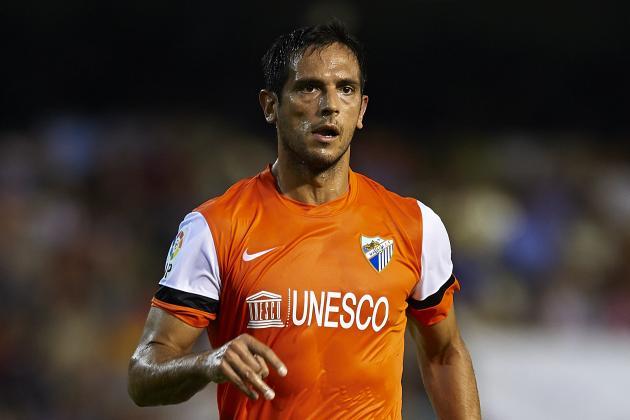 Malaga Name XI to Face Atleti