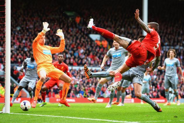 Liverpool vs. Newcastle United: Score, Grades and Post-Match Reaction