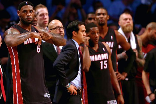 Do Miami Heat Need True Playoff Test En Route to NBA Finals?