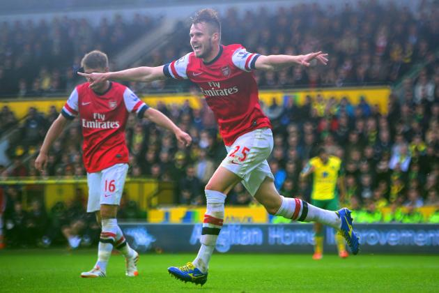 Norwich City vs. Arsenal: Score, Grades and Post-Match Reaction