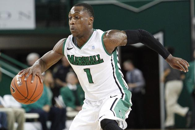Ex-Marshall PG Kareem Canty Commits to USF
