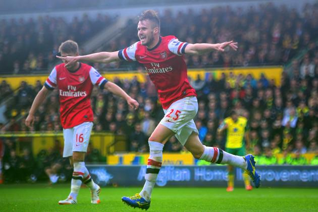 Magical Moment for Carl Jenkinson Ends Arsenal's Season on a High