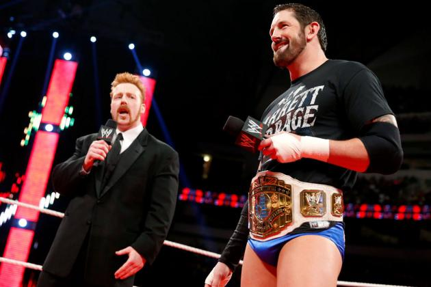 Why Sheamus and Wade Barrett Will Make Midcard Titles Matter Again