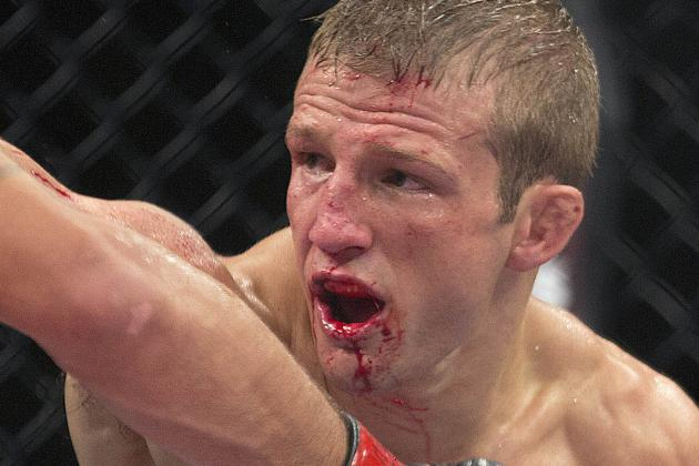 UFC 173: TJ Dillashaw Doesn't Have a Hope Against Renan Barao