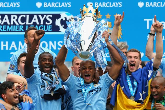 Manchester City Parade 2014: Route, Date, Time, TV Schedule, Live Stream, More