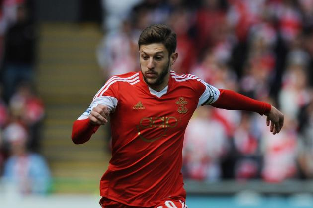 Lallana, Lovren & Schneiderlin Are Ready for Top-Four Transfers; Shaw Is Not