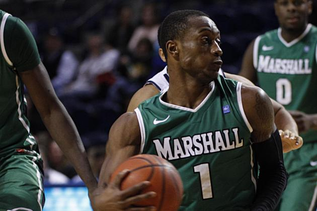 Marshall Transfer Kareem Canty Winds Up at South Florida