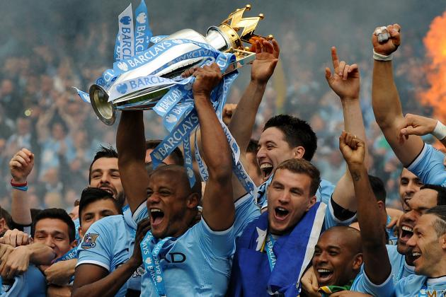 EPL Table Week 38: Manchester City Wins Premier League Title and More Storylines