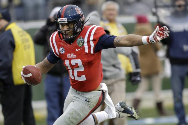 An in-Depth Look at Colts' Most Intriguing Selection, Donte Moncrief