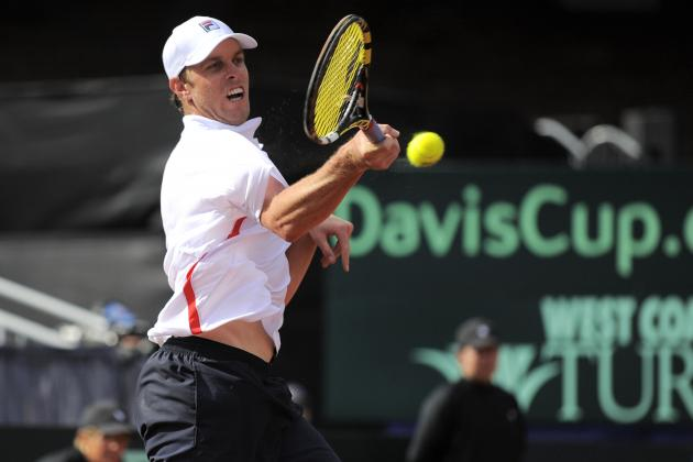 John Isner,  Sam Querrey Early Exits in Rome Punctuate US Men's Tennis Woes