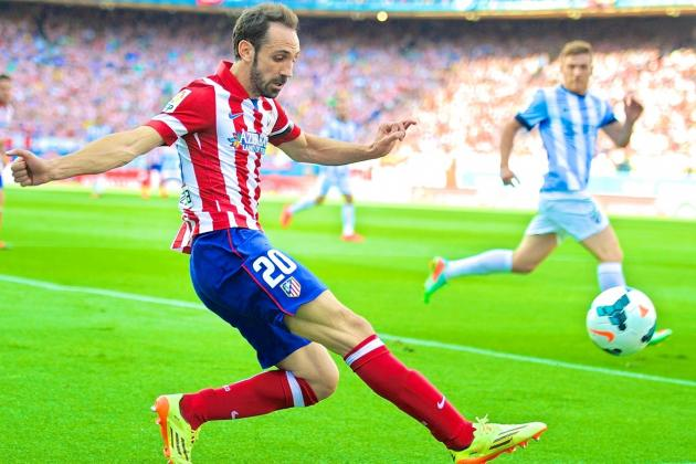 Atletico Madrid vs. Malaga: La Liga Live Score, Highlights, Report