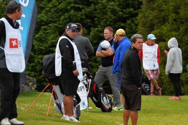 Caddie Ian McGregor Passes Away During Play at Madeira Islands Open